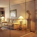 a gallery mirror