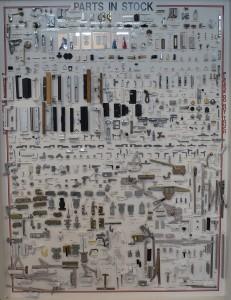 Door Window Hardware Parts