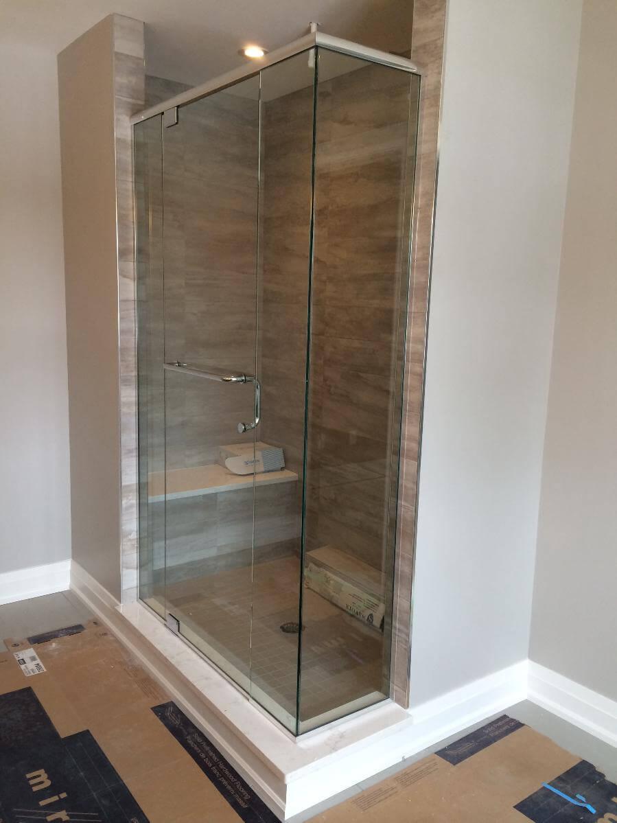 Custom Shower Doors & Enclosures | M&T Glass