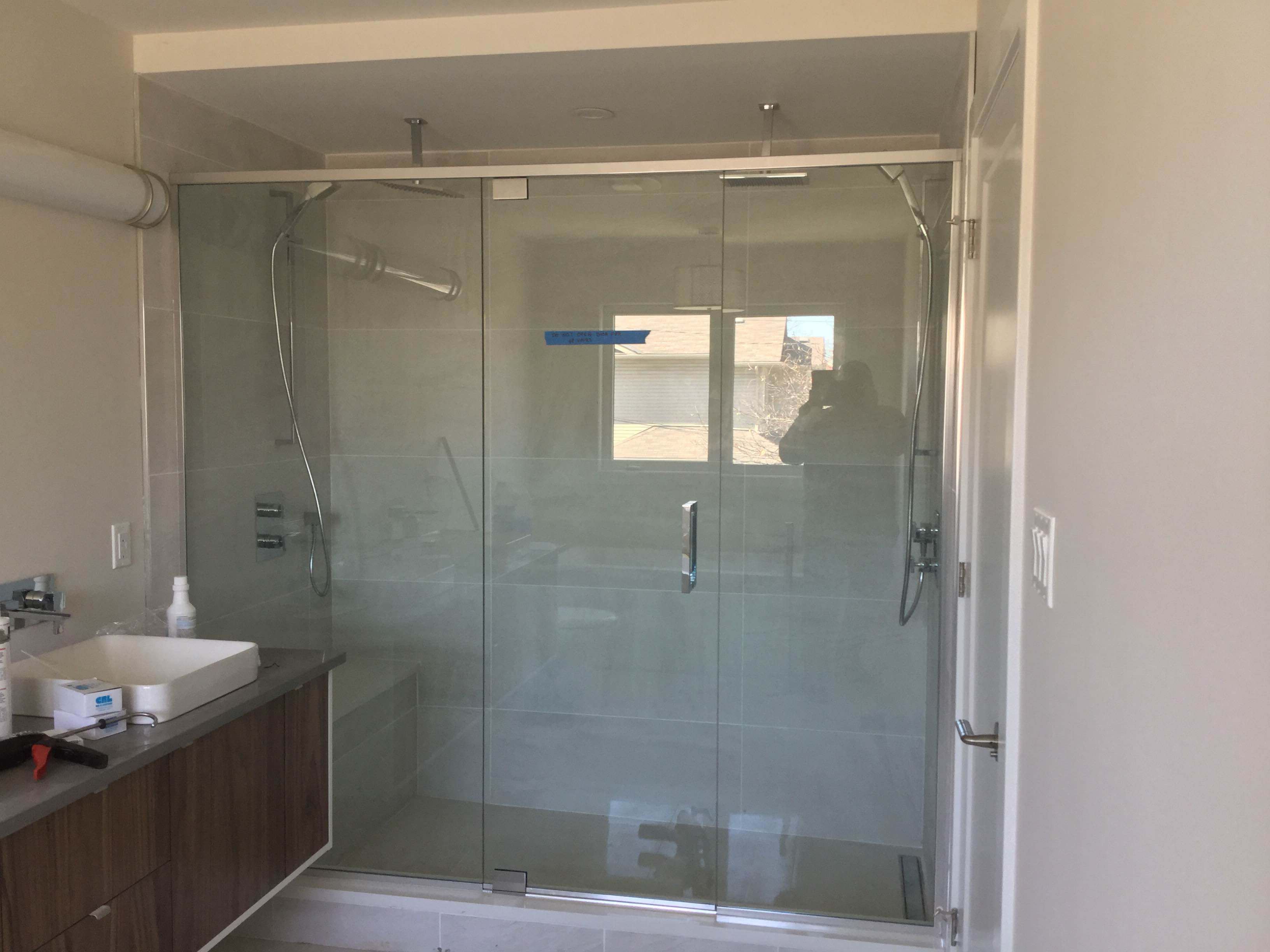Custom Shower Doors Amp Enclosures M Amp T Glass