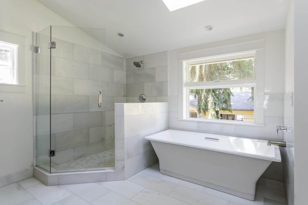 Upgrade to a Custom Shower