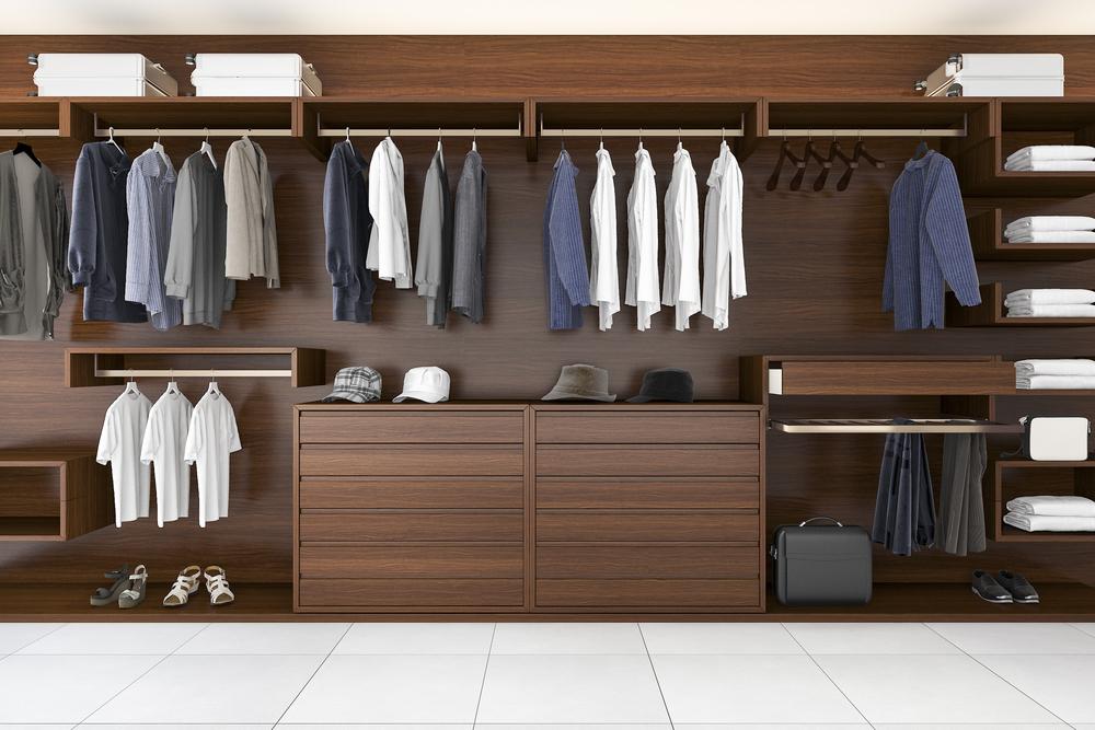 Master Closet Revamp Ideas